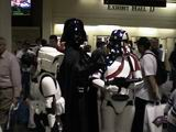 Darth Vader & Stormtroopers